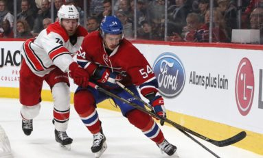 Individual Mistake Cost Canadiens a Win