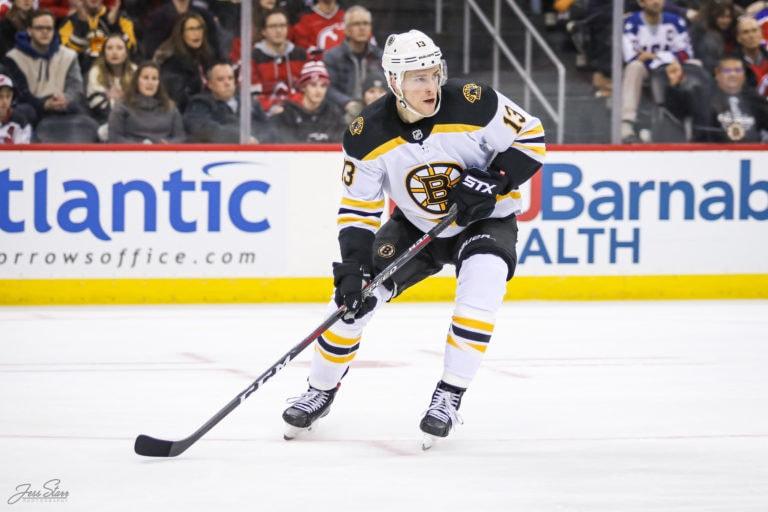 Charlie Coyle Boston Bruins
