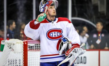 Canadiens in Desperate Need of a Backup Goaltender