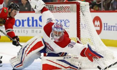 Who'll Be Canadiens Next Star Goalie?