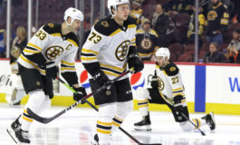 Bruins' McAvoy Returning & Ready for Game 2