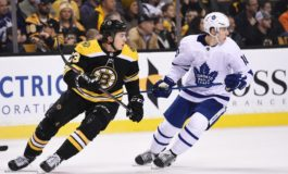 Young Bruins & Leafs Will Dictate Series