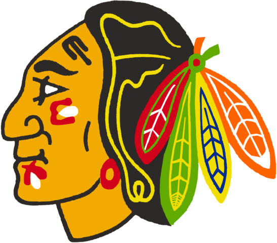 Bildresultat för chicago blackhawks logo png