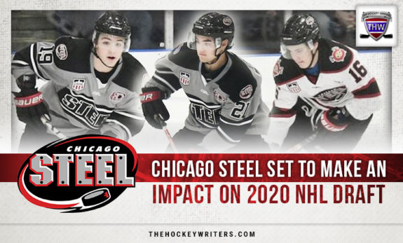 Chicago Steel Set to Make an Impact on 2020 NHL Draft