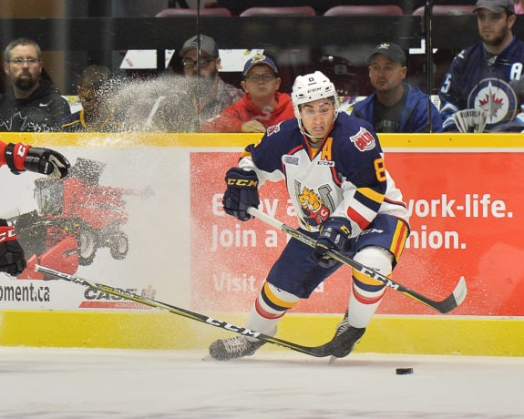 Lucas Chiodo Barrie Colts