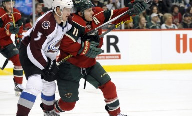 Playoffs or Not, Wild Have Major Issues