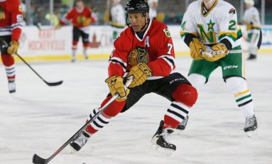 Blackhawks & Chelios: Together Again