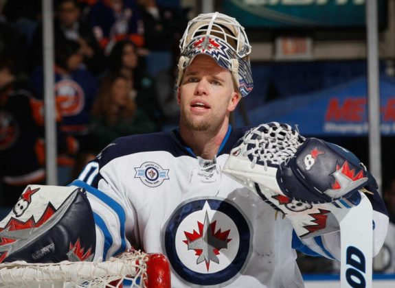 Chris Mason Winnipeg Jets