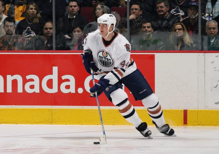 Chris Pronger Edmonton Oilers