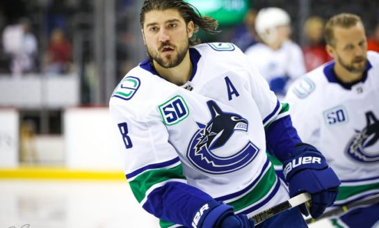 Canucks Have Options To Replace Tanev