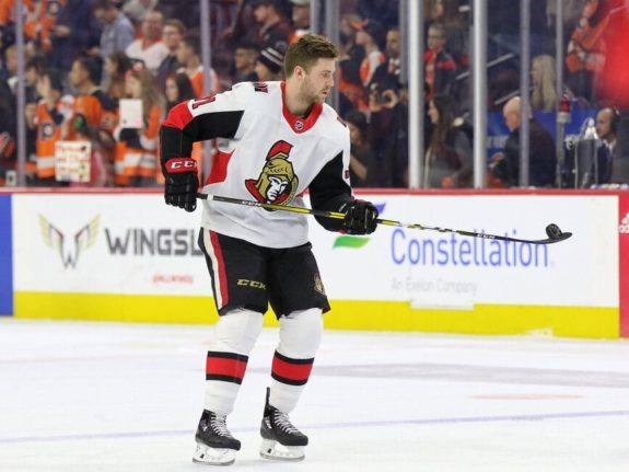 Chris Tierney Ottawa Senators