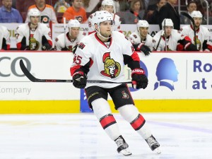 Chris Wideman, Ottawa Senators