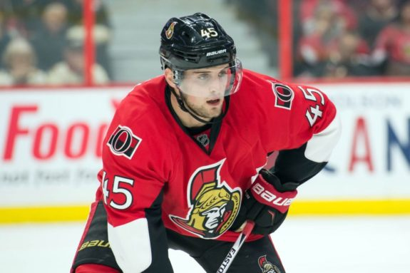 Chris Wideman - Senators to Oilers and now Panthers