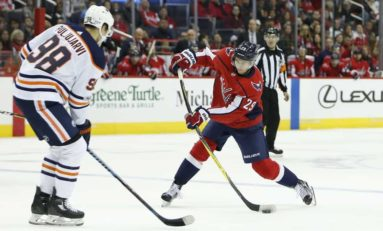 Capitals' Rookie Defensemen Adjusting