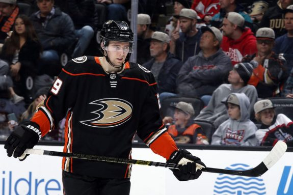 Christian Djoos Anaheim Ducks