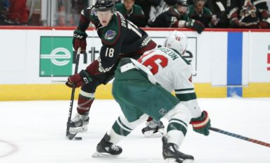 Coyotes Weekly: Thankful for 33 Points Before Thanksgiving