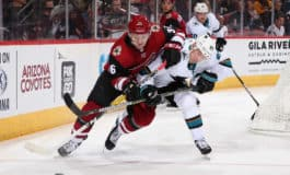 Coyotes Weekly: Moving in the Right Direction