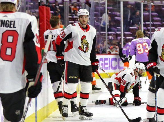 Christian Jaros, Ottawa Senators