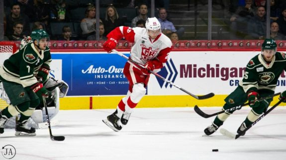 Christoffer Ehn Grand Rapids Griffins