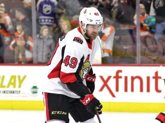 Christopher DiDomenico #49, Ottawa Senators