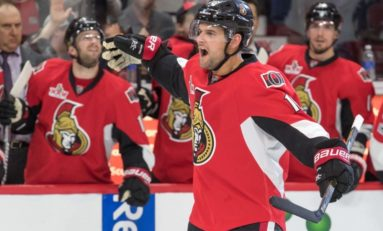 Clarke MacArthur's Return an Inspiration for Senators