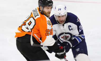 Preview: Jets & Flyers Battle for Pride in Winnipeg