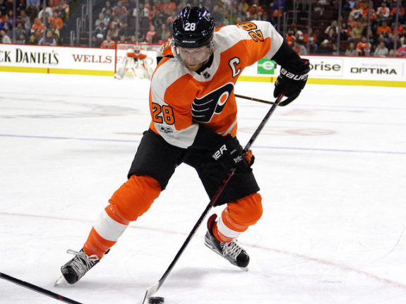 Claude Giroux Flyers