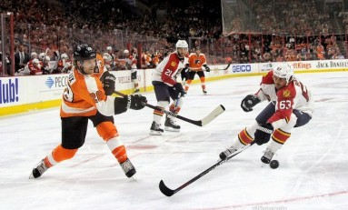 Preview: Panthers Face Flyers With Playoff Implications