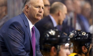 Bruins Lack Identity After Julien Firing