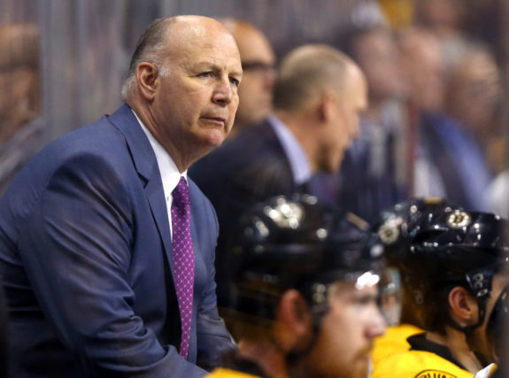 Claude Julien, Boston Bruins