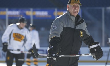 Bruins Bench Reboot: Jay Pandolfo Replaces Doug Jarvis