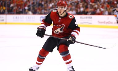 Monday Morning Howl: Improvement but Coyotes Still Winless