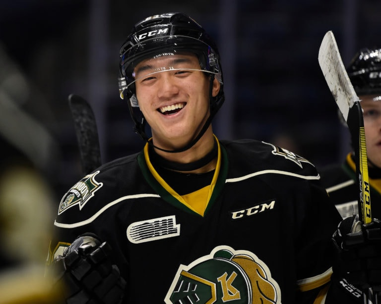 Cliff Pu London Knights