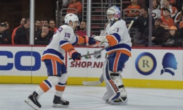 Islanders With Lots to Prove Arrive Early