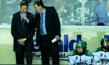 UND Hockey: All Business