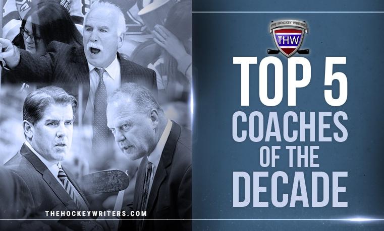 Top 5 Coaches of the Decade