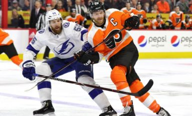 Flyers' Qualifying Round Opponents: Tampa Bay Lightning