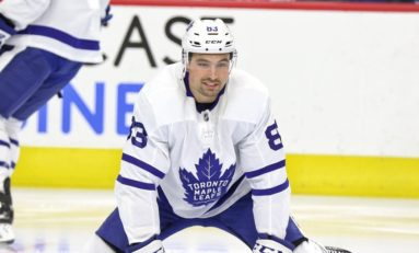 Maple Leafs News & Rumors: Hyman, Robertson, Ceci, Malgin & Barrie