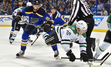 Stars Backs Against the Wall in Game 6