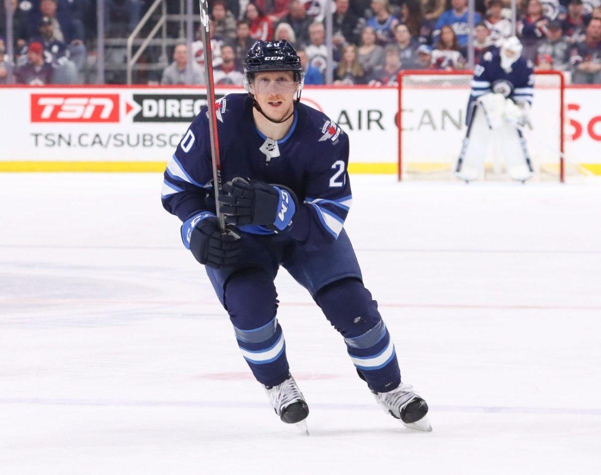 Cody Eakin Winnipeg Jets