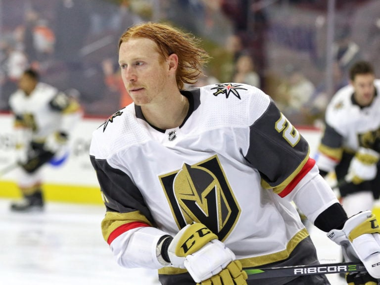 Cody Eakin #21, Vegas Golden Knights