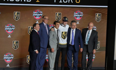 Revisiting the Golden Knights' Inaugural Draft - 2017