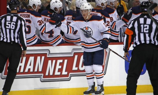 Oilers News and Rumors: Cave, McDavid, Nurse, More