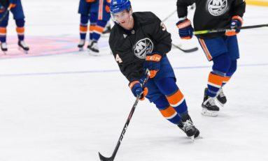 Islanders Should Call up Cole Bardreau