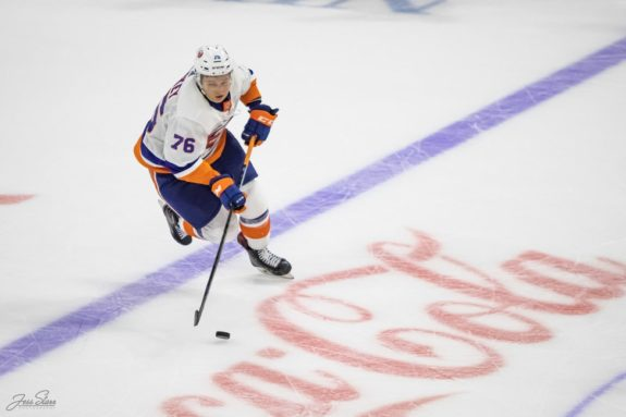 Cole Coskey New York Islanders