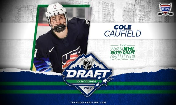 save off fdaa9 3e3f4 What Caufield lacks in size, he makes up with in speed, a great motor and  an unreal release. He uses his feet to create open space on the ice and  then ...
