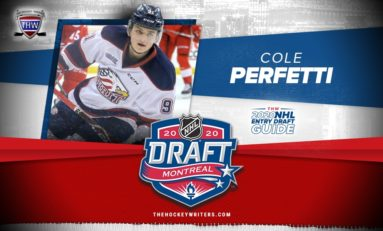 Cole Perfetti – 2020 NHL Draft Prospect Profile