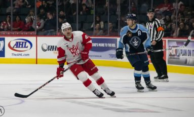 Griffins' Penalty Kill Boosted by Megan and Campbell