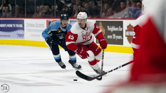Colin Campbell Grand Rapids Griffins