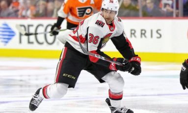White Needs Time on Senators Top Line